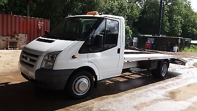 Ford Transit T350 140 Bhp 16Ft Recovery Truck 2012/61 Brand New Body & Whinch
