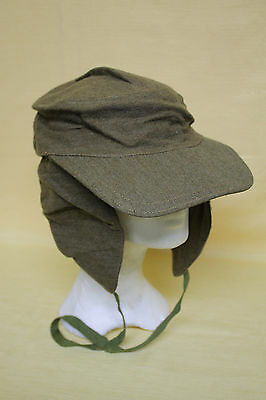 Wwii Great Britain  Military Hat-Cap Soldier 1944