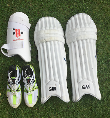 GM Octane Cricket pads and more