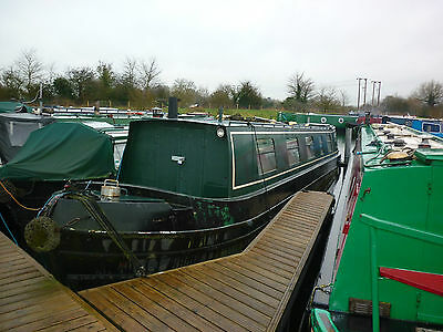 """FOR SALE- """"KELLY ANNE"""" 50ft Narrowboat - REDUCED"""