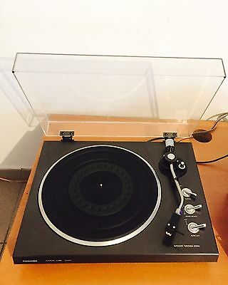 Toshiba SR-A 230  Plattenspieler  Turntable High End int. shipping
