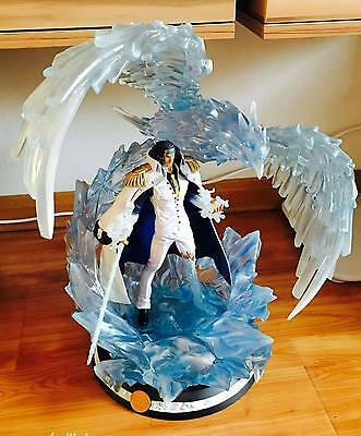 AOKIJI - ONE PIECE - STATUE LIMITED COLLECTION HQS 200 PEZZI no tsume