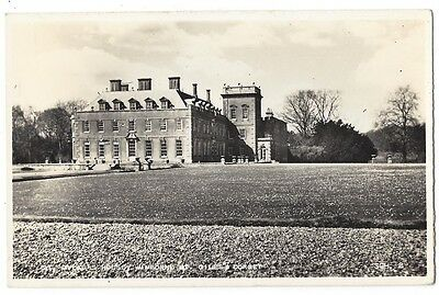 WIMBORNE ST GILES St Giles House, RP Postcard by Valentine, Unused