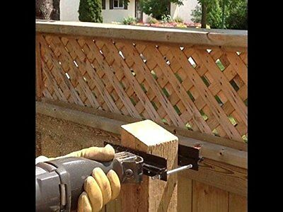 Guide Saw Attachment Cutting Wood Mill Cut Chainsaw Guided Fence Deck Posts 4x4