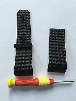 Brand New Easy Replacement Strap for Fitbit Surge (Large) posted from the UK