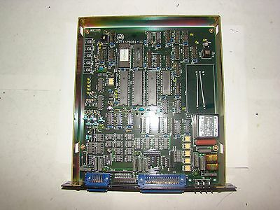 1pc. Sanyo A7-1-20381-1D Servo Positioning Module PDC-P-120, Used