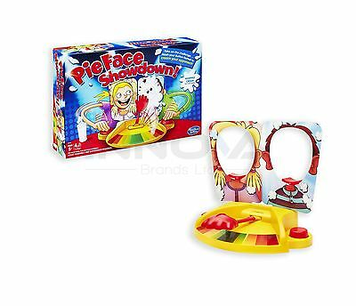 Official Pie Face Showdown Game Fun Filled Family Game of Suspense By Hasbro