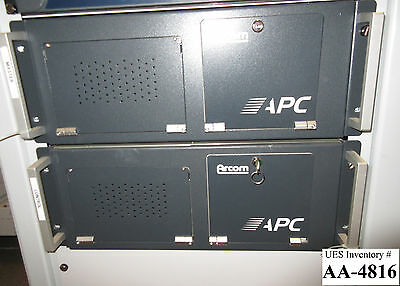Arcom 7041-64011-004-202 Master and Ctrl Computer 7041-64012-004-102 As-Is