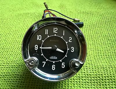Jaeger Smiths Car Clock CE 3110/02 – Aston Rover BMC Classic Kit Car – Working