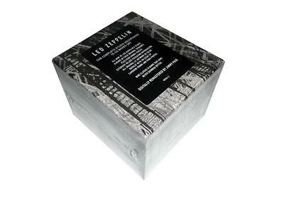 LED ZEPPELIN Complete Studio Recordings 10 CD Box Set NEW SEALED Free Shipping!