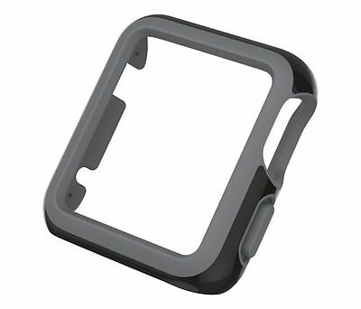 SPECK CandyShell Fit Case for Apple Watch 38mm - CLEAR SCREEN CASE