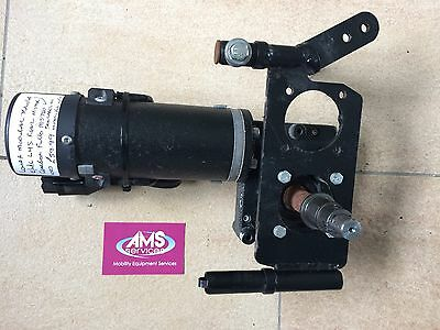 Lomax Travvla Modular Electric Wheelchair Left Motor & Gearbox - Parts