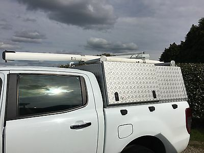 Ford Ranger N&J Linings aluminium top