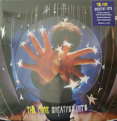The Cure - Greatest Hits  2Lp Rsd 2017 New!