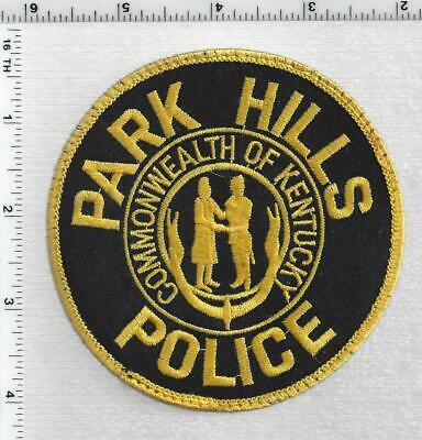 Paris Police (Kentucky) uniform take-off patch - from the 1980's