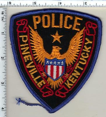 Pineville Police (Kentucky)  Shoulder Patch - new from the 1980's