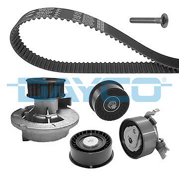 Dayco Timing Belt Water Pump Kit Ktbwp3612 Opel Astra G 1.4 1.8 16V 1998-2005