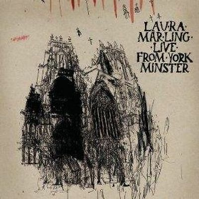 Laura Marling - Live From York Minster 2 LP RSD 2017 NEW!