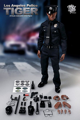 Tiger - Los Angeles Police - 1/6th Scale Figure - ZC World - NEU