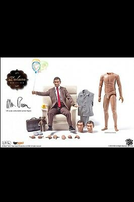 MR. Bean - Deluxe Edition 1/6th Scale Figure - ZC World - NEU
