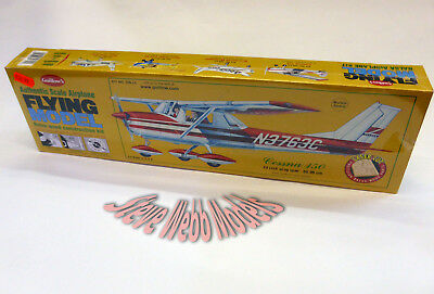 Guillow's Cessna 150 Free Flight Rubber Power or Convert to RC,I.C,E.P eBayDEAL