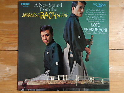 A New Sound from the Japanese Bach Scene-Koto Shakuhachi-Arr. by Norio Maeda