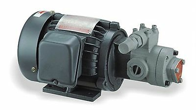 Tswu Kwan TK-4-1HP Motor 3PH 230/460V for TK-20 Heavy Oil Pump MOTOR ONLY