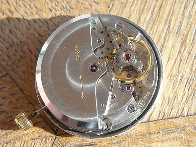 FELSA AUTOMATIC cal. 1560 / 15641 for parts, with special regulating device.
