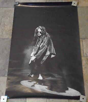 The Mission 'Rare' Wayne Hussy Promo Poster