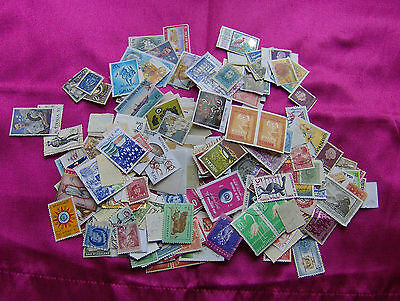 Job Lot of  300 Used Foreign, World, Postage Stamps, off paper, UK Seller (2)