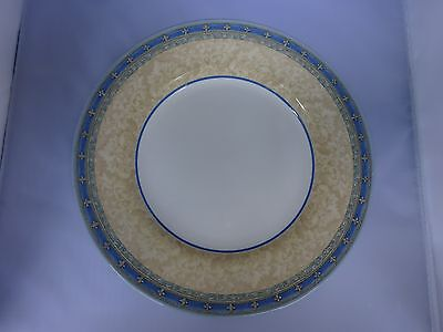 Churchill Ports of Call By Jeff Banks Pattern Prague 27.5cm Dinner Plates