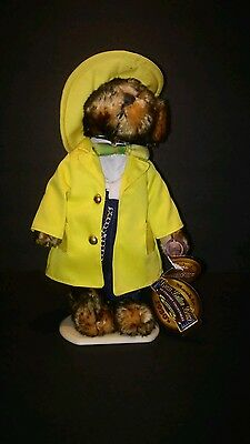 Brass button bears 20th centery collection Mookie