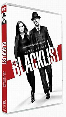 The blacklist Season 4 New & Sealed DVD
