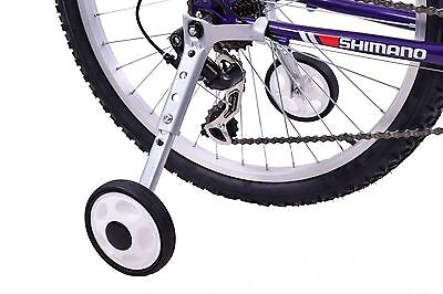 "Children'S Bike Riding Balance Aid Stabilisers For 18"",20""&24"" Wheels With Gears"