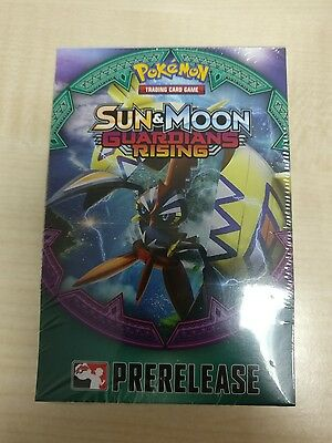 Sun & Moon GUARDIANS RISING Pre Release Kit Sealed - Pokemon Trading Card GAME