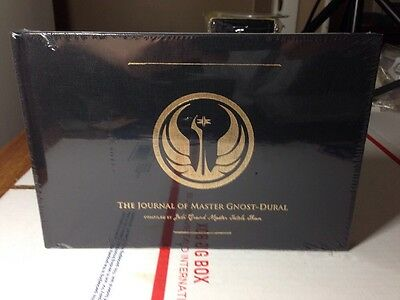 Star Wars The Old Republic Collector's Edition The Journal Of Master Gnost-Dural