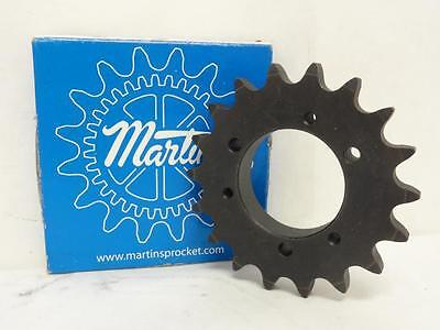 159361 New In Box, Martin 60SDS18 Bushed Sprocket #60, 18 Teeth