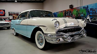 1956 Pontiac Catalina pillarless V8 coupe SUIT Chev Chevy Belair Bel Air buyer