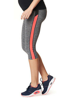 NEW - Noppies - Fenna Maternity Cropped Sports Legging