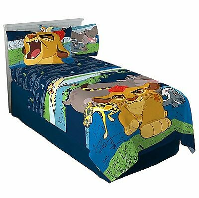 Disney The Lion Guard Twin Sheet Set