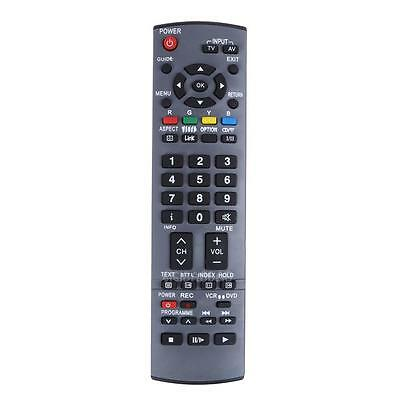 Replacement Remote Control For Panasonic Tv Viera Eur 7651120/71110/7628003