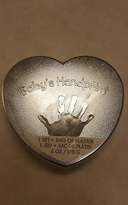 Stepping Stones Baby's Handprint Kit (NEW - FREE SHIPPING)