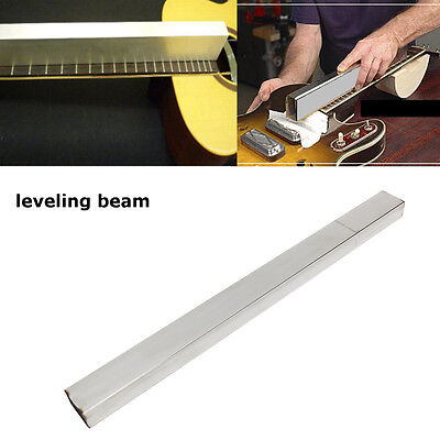 19'' fret leveling beam, luthier tool for Guitar Luthier Work