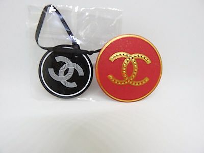 VIP gift 100% CHANEL-pendant-charm-red +sticker