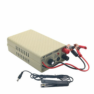 12V Battery booster SUSAN 735MP Ultrasonic Inverter,Electro Fisher,Fishing Devic