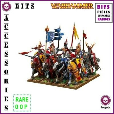 Bits Warhammer Battle Bretonnia Knights Of The Realm Knights Errant