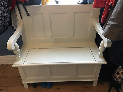 Bench Seat With Storage Church Pew