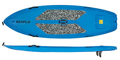 "STAND UP PADDLE BOARD (SF-S002) 9' 6"" with FIN - UV stable - anti slip deck"