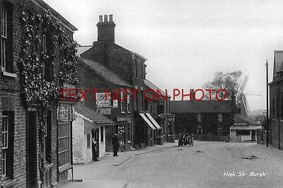 RP REPRO leicestershire burgh le marsh