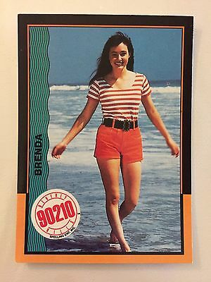 Beverly Hills 90210 Topps Picture Card BRENDA 24/88 Highly Collectible